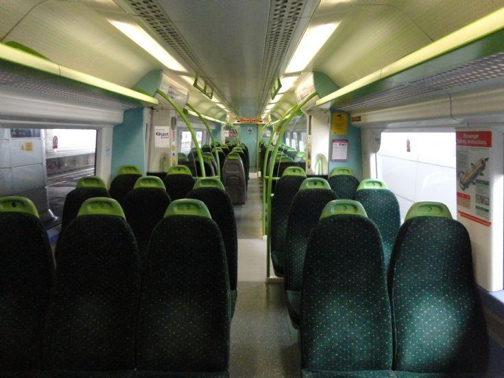 c2c Class 357 Car Interior