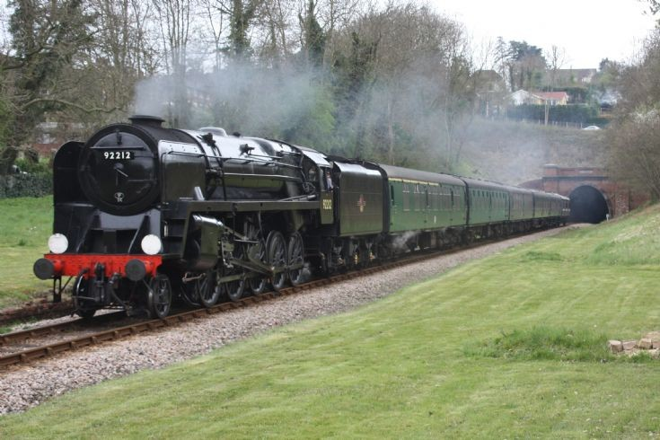 9F at West Hoathly