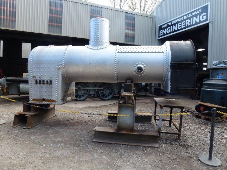 It's a boiler!
