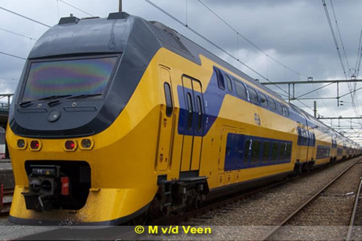 IRM Dutch Railways