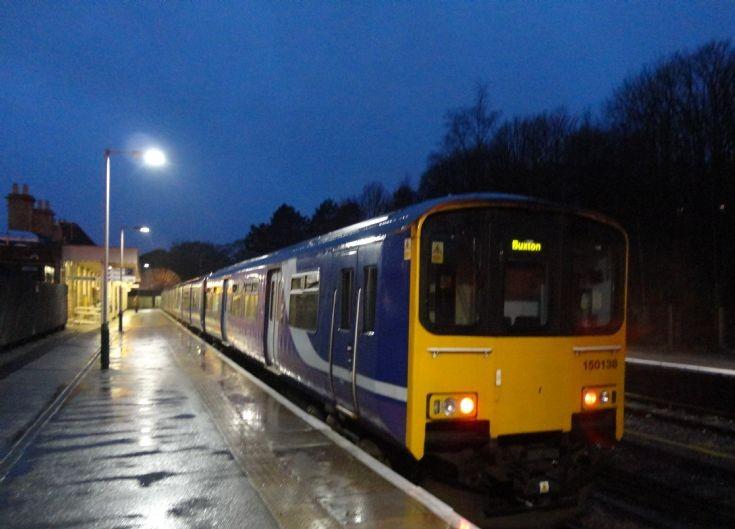 Wet Night at Buxton