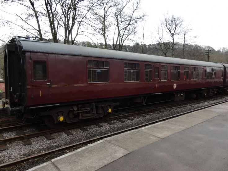 Churnet Valley Railway carriage
