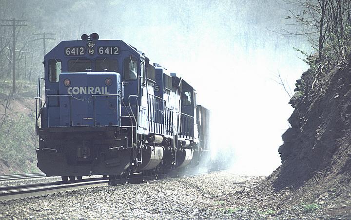 Conrail 6412