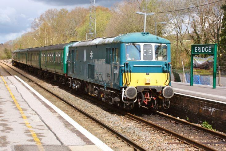 E6047 at Eridge