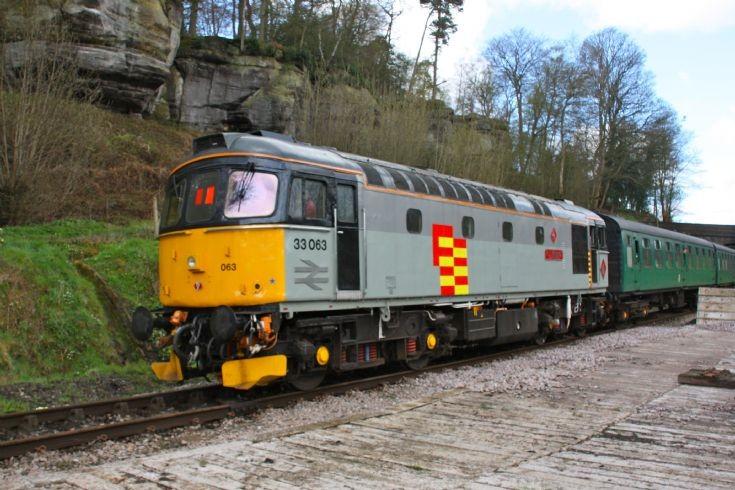 Locomotive 33063