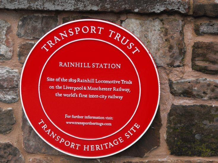 RAINHILL STATION