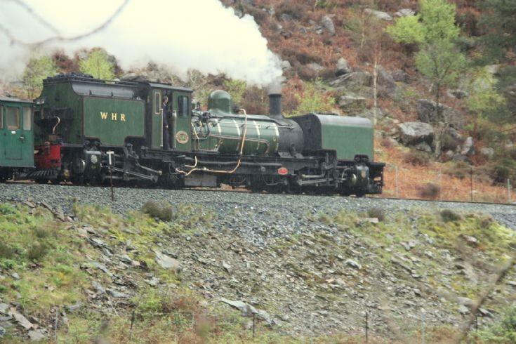 Aberglaslyn Pass - Welsh Highland Railway