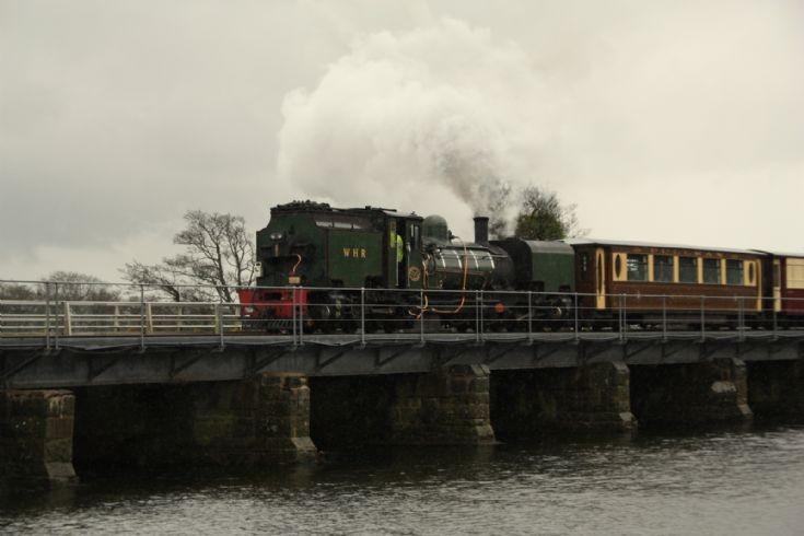 Welsh Highland Railway no 143