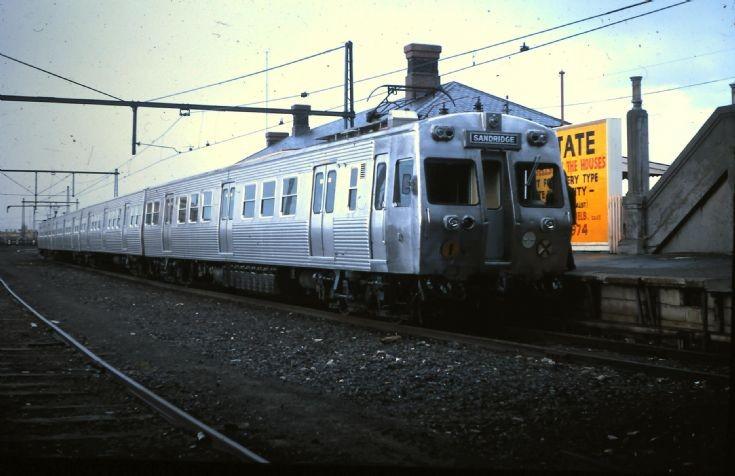 PORT MELBOURNE Station.