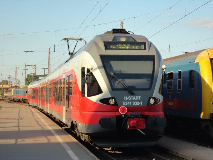 MÁV EMU H-START 5431 032-01