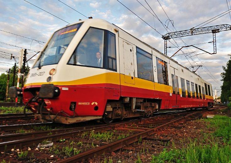 EN81-007 departed from Krakow - Plaszow