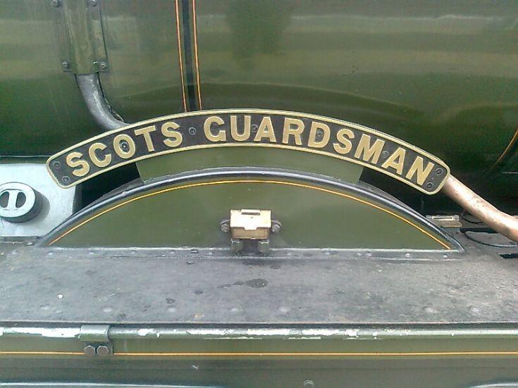 Scots Guardsman