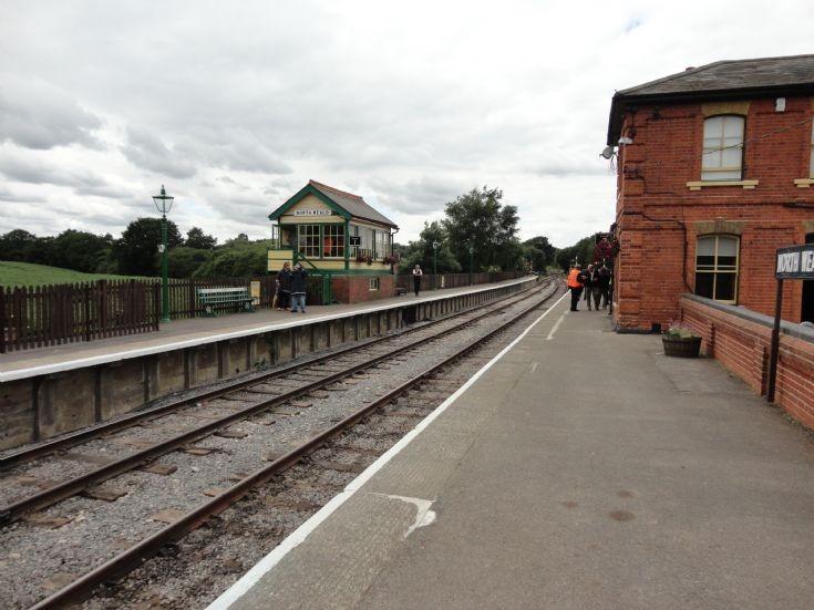 North Weald Station