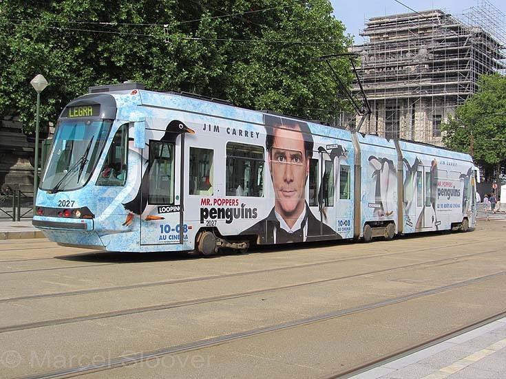 Brussels tram 2027