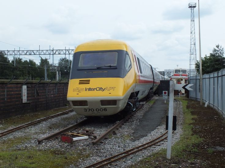 APT-P at Crewe