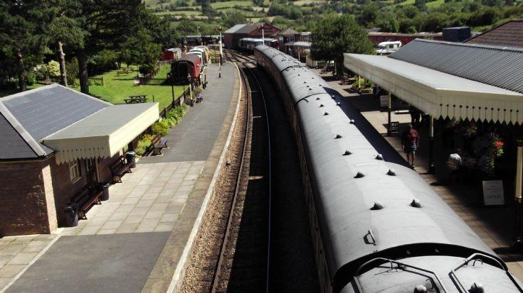 Gloucestershire & Warwickshire Steam Railway
