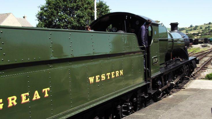 Winchcome Railway Station
