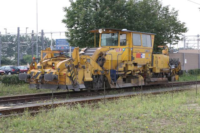 Plasser & Theurer Type SSP 110 SW