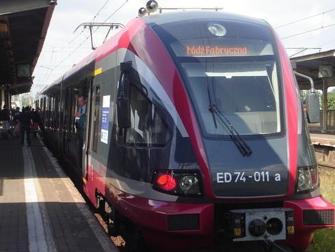 Train emu  PESA Bydgostia
