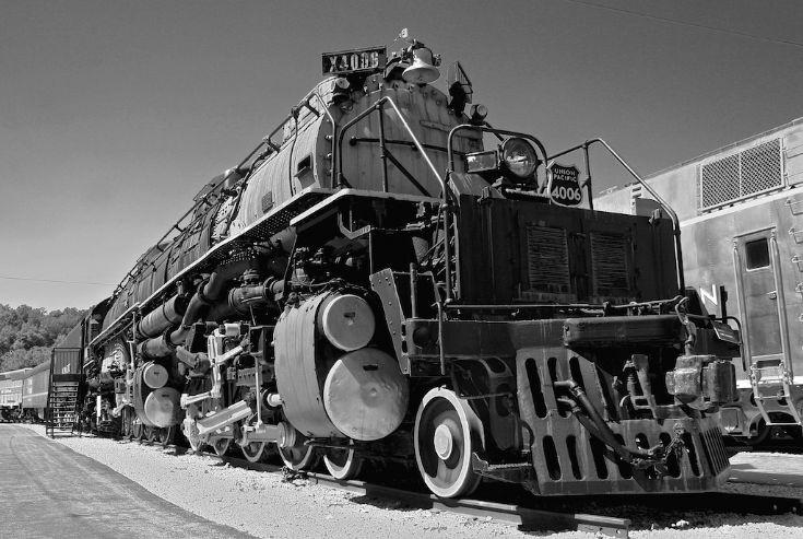 Union Pacific 4006