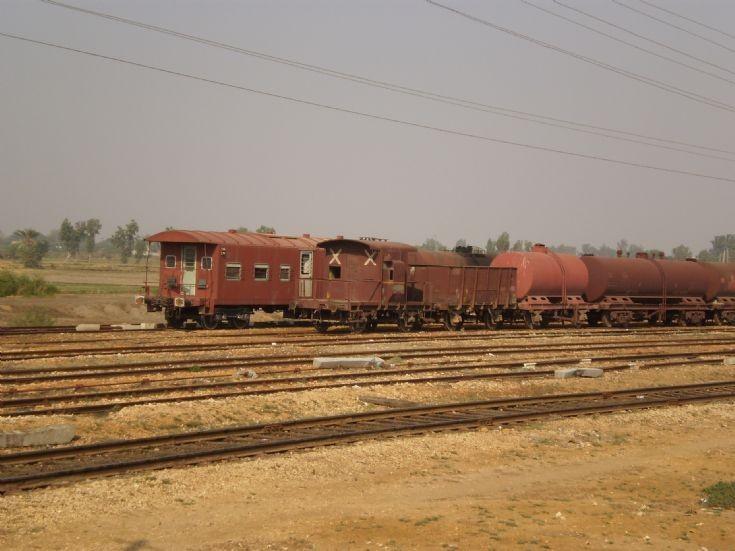 Pakistan Railways wagons