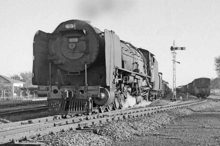 South African Railways Class 25NC