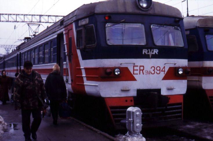 RVR at Vilnius
