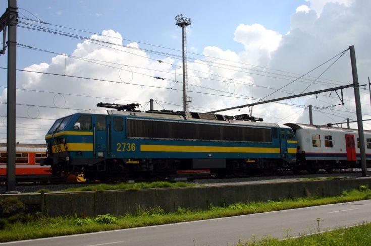 Belgian Railways Class 27