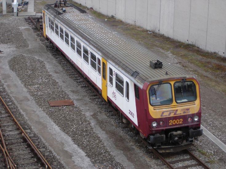 CFL Class 2000