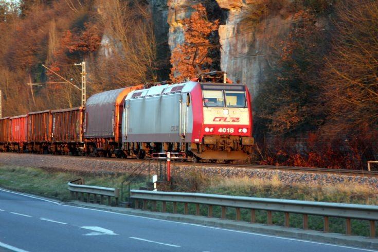CFL Cargo Class 4000