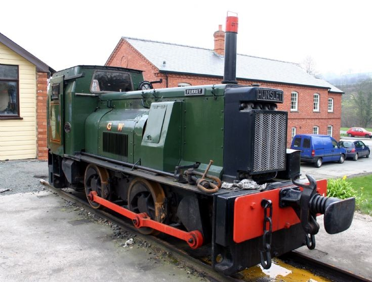 Welshpool and Llanfair Light Railway