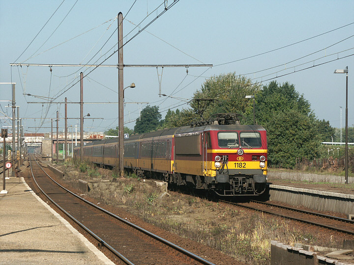 SNCB/NMBS 1182