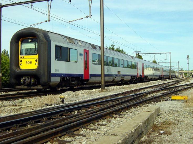 Belgian rail AM96