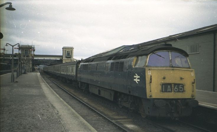 Another Western at Exeter