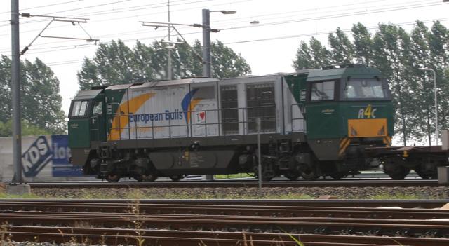Rail4Chem Locomotive