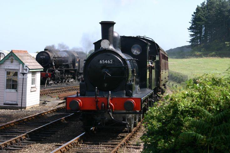 Approaching Weybourne