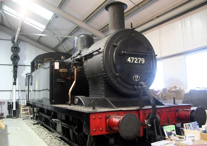 LMS Fowler Class 3F 0-6-0T  7279/47279