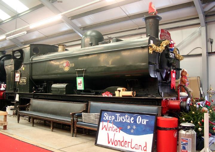 GWR 5700 Class 0-6-0PT 5775