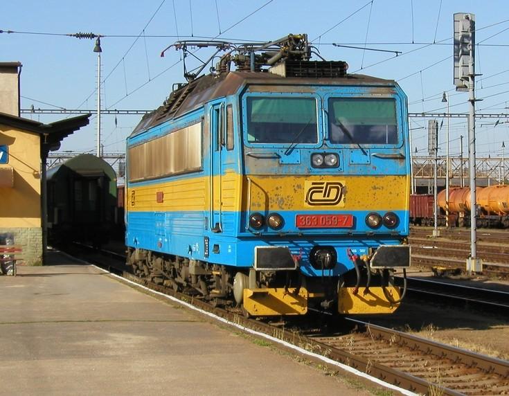 CD Locomotive