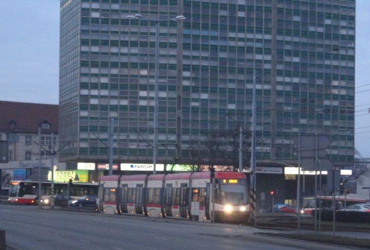 Gdansk Tram