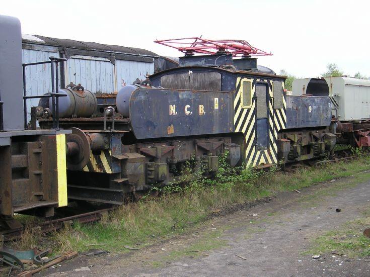 AEG no9 Tanhill Railway 2006
