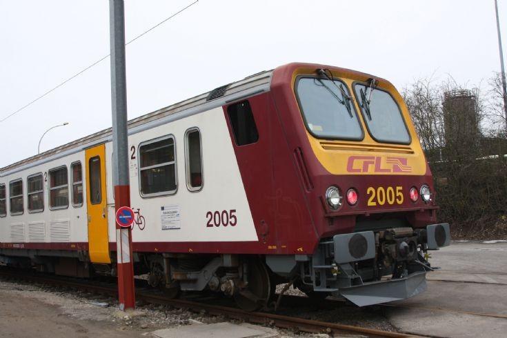 CFL 2000 Class