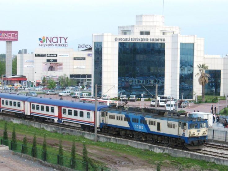 Unknown Train in Izmit