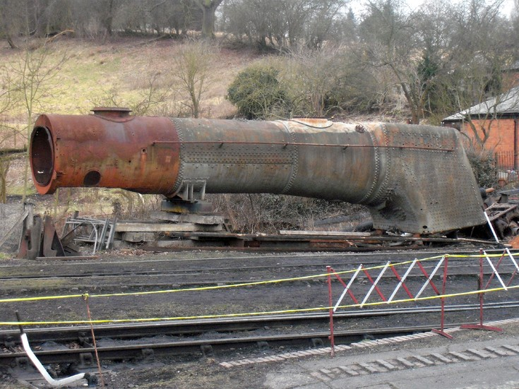 Sidmouth's Boiler