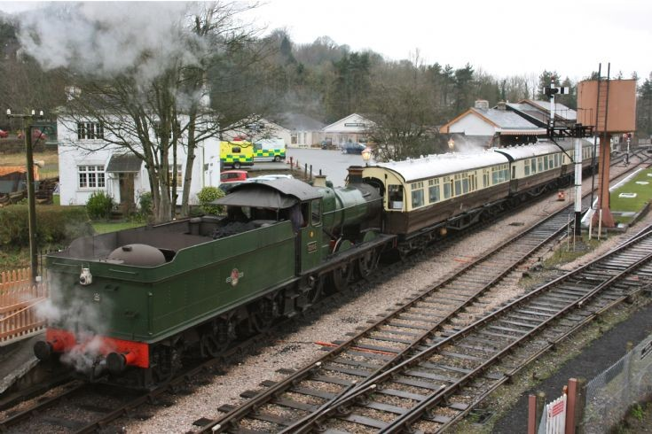 A shunting 3205
