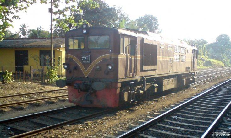 Class M5 at rambukkana