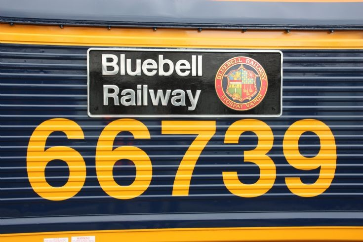 66739 and nameplate
