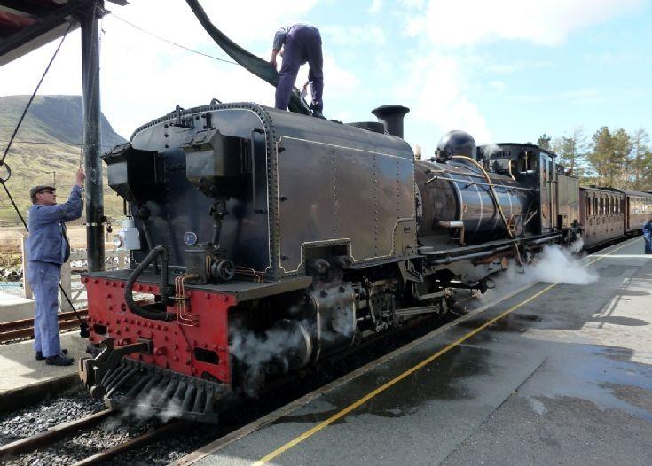 Welsh Highland no.87