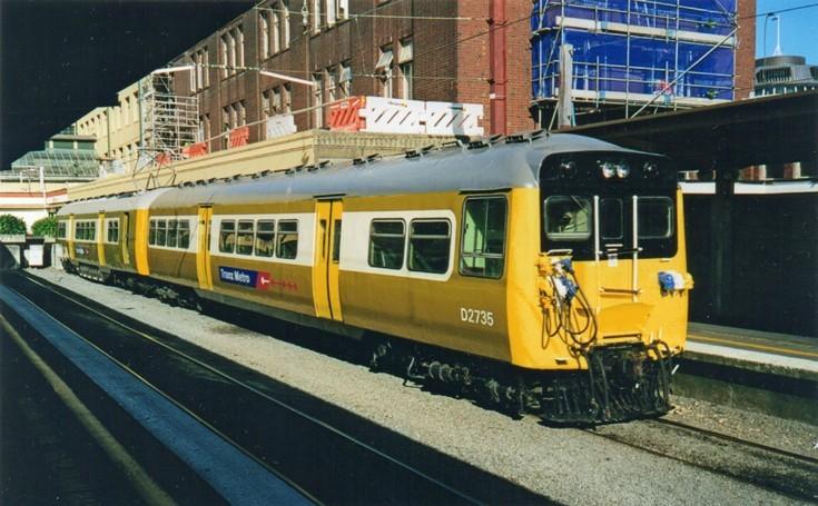New Zealand Tranz Metro