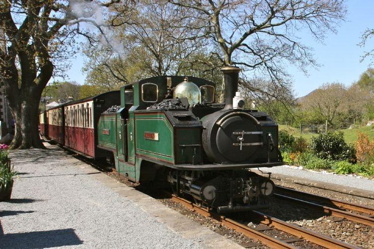 Minffordd, Ffestiniog Railway
